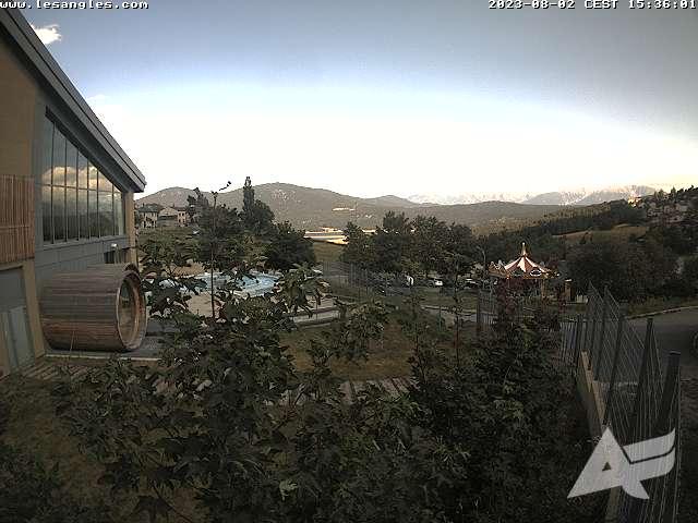 Webcam en SnowPark