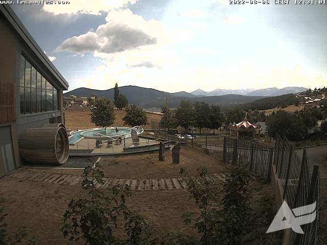 Webcam en SnowPark