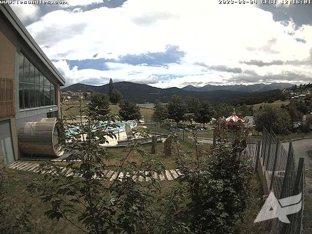 Webcam à SnowPark
