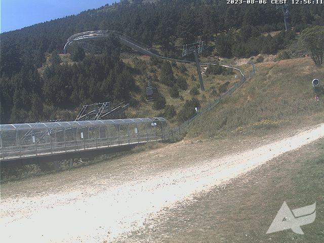 Webcam en Pla del Mir